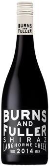 wine-Burns-&-Fuller-Shiraz